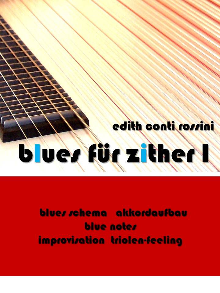 Blues fuer Zither 1